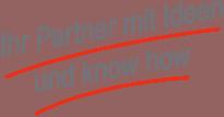 HKT Slogan Ihr Partner mit Ideen und Know-How